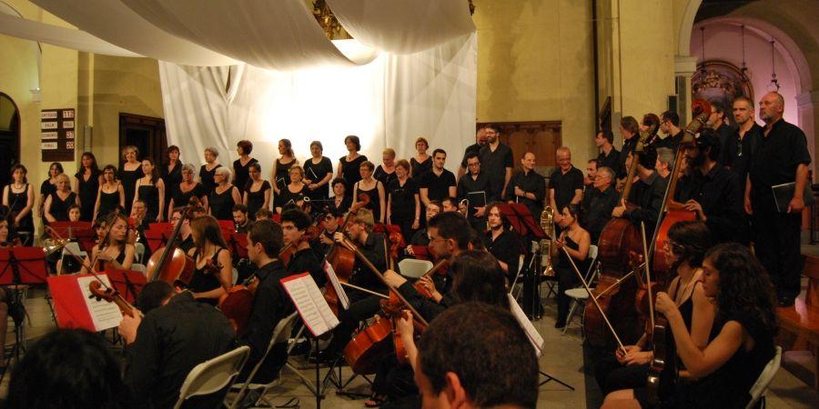 concert Quatre Segles d'Òpera 3/7/11 St.Cristòfol
