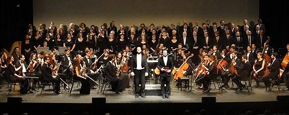 Concert de Simfonova al Teatre Kursaal de Manresa