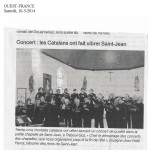 Ressenya concert Douarnenez