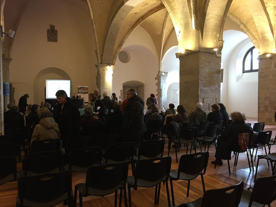 Participació a l'assemblea ordinària de la FCEC a Ripoll