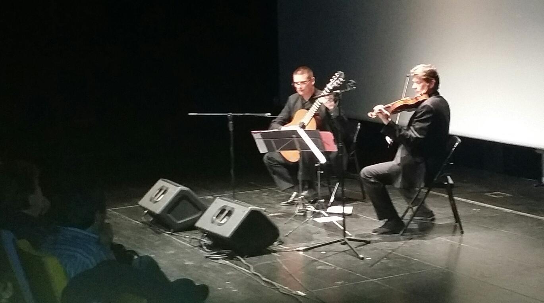Concert i xerrada del divendres 23 de setembre