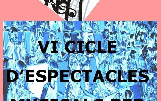 VI Cicle d'Espectacles per a Escolars a l'Espai L'Amistat