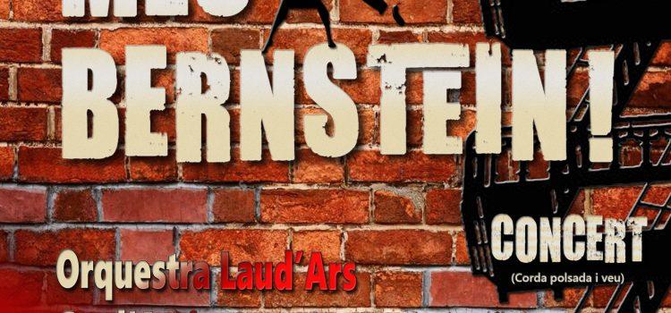 """concert """"Bernstein, més Bérnstein"""" a St. Joan Despí"""