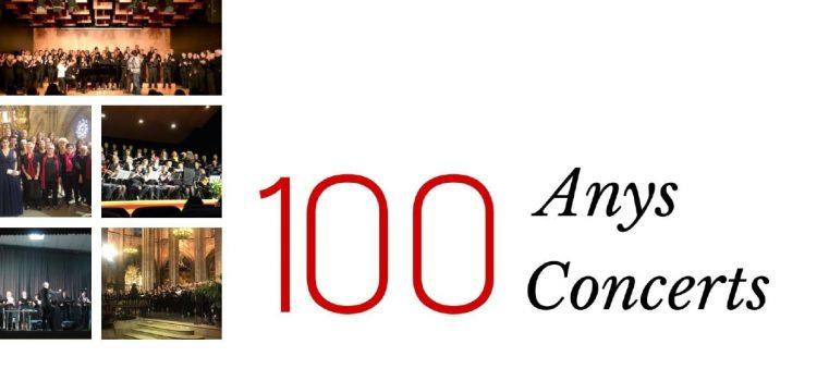 els concerts de la Coral L'Amistat a la revista de la FCEC