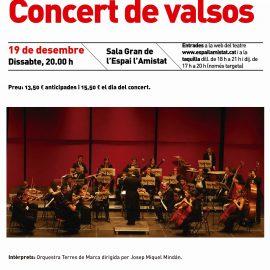 Entrevista al programa Tot d'Una de Ràdio Premià – Concert de Valsos