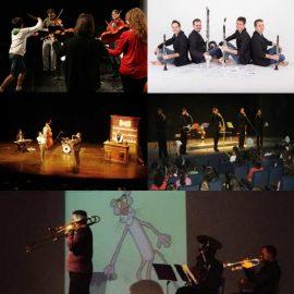 Finalment engega el VIII Cicle d'Espectacles Musicals per a Escolars